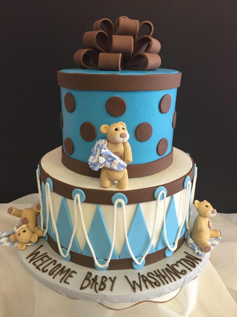 Baby Shower Cakes Nancys Cake Designs