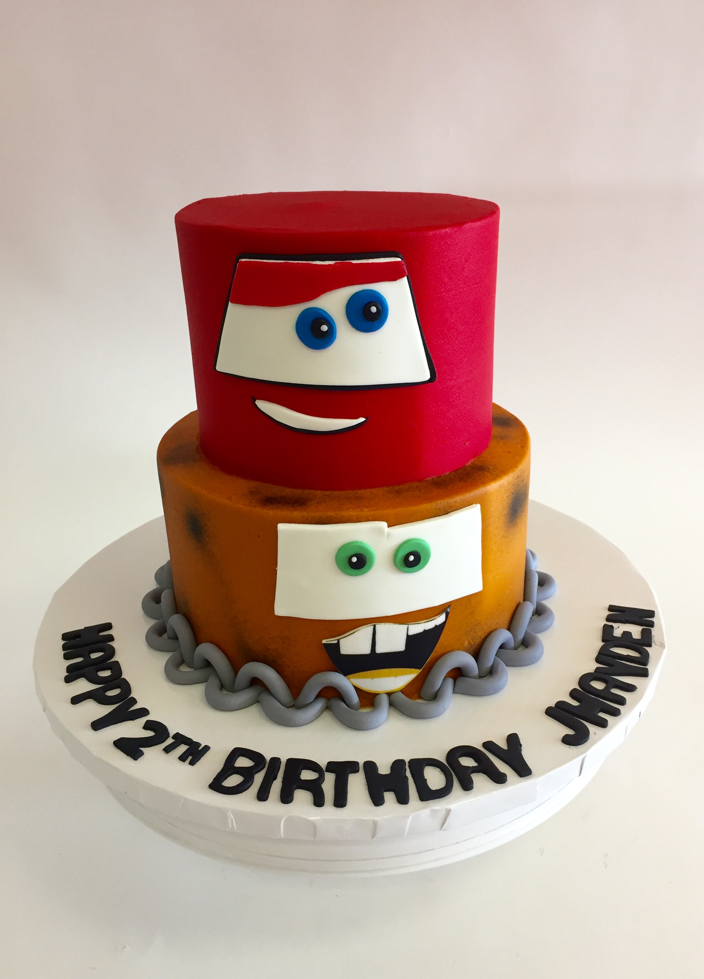 Nancys Cake Designs Boys Birthday Cakes File Oct 11 1 16 38 PM