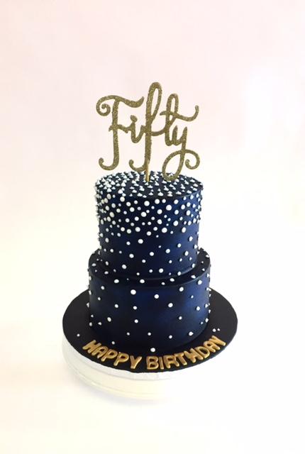 Fifty And Glitzy Nancys Cake Designs