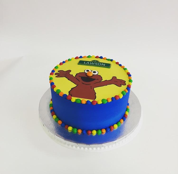 Phenomenal Elmos World Nancys Cake Designs Funny Birthday Cards Online Inifodamsfinfo