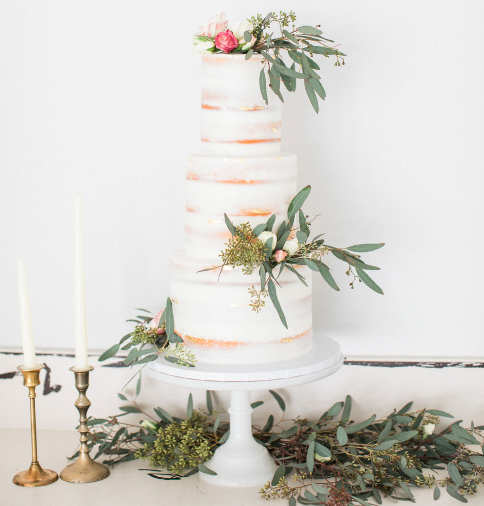 Nancy Wedding Cake