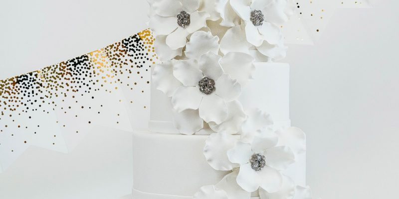 Nancy's Wedding Cake