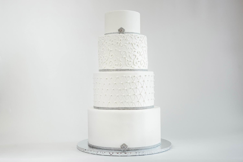 Nancy's Wedding Cake