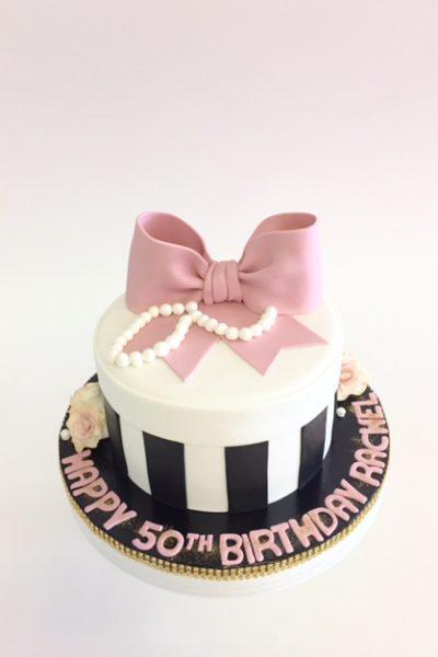 Women's Birthday Cakes - Nancy's Cake Designs