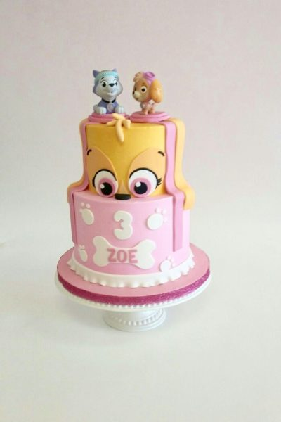 Girls Birthday Cakes Nancys Cake Designs