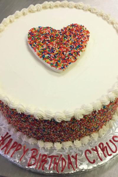 Man Birthday Cake