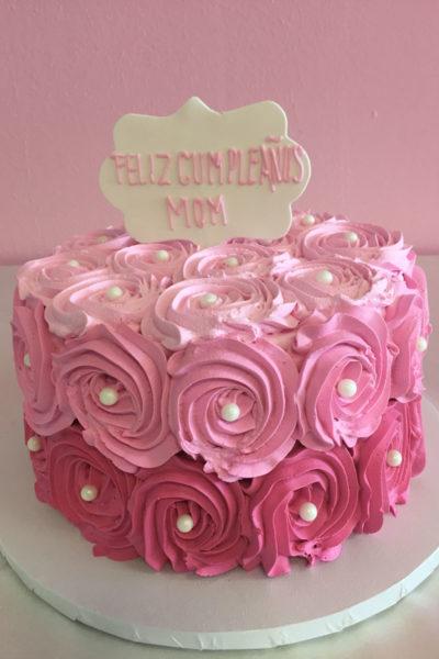 Woman Birthday Cake