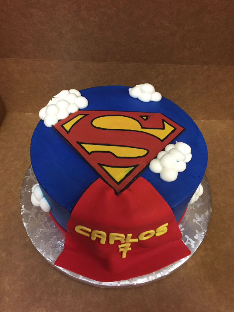 Superman Cake Design Goldilocks : Boy s Birthday Cakes - Nancy s Cake Designs