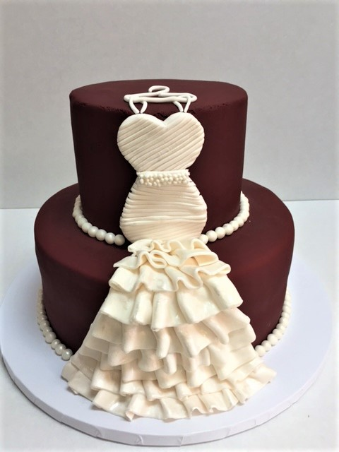 Wondrous Dress To Impress Nancys Cake Designs Funny Birthday Cards Online Barepcheapnameinfo