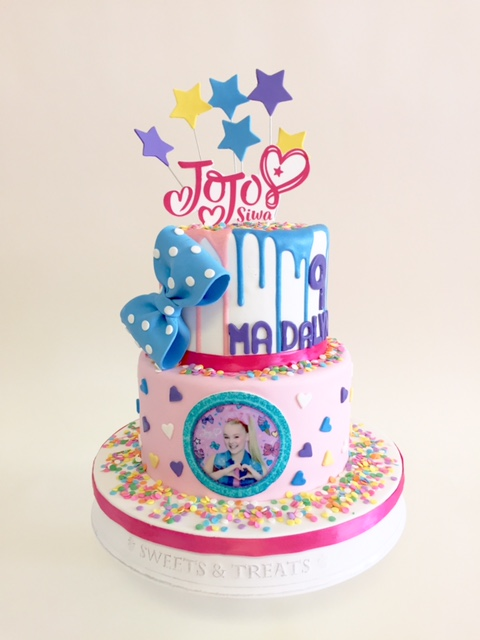 Jojo Siwa - Nancy's Cake Designs