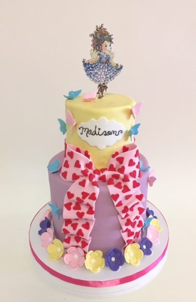 Amazing Girls Birthday Cakes Nancys Cake Designs Funny Birthday Cards Online Barepcheapnameinfo