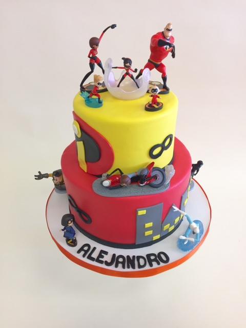 The Incredibles 2 Nancy S Cake Designs
